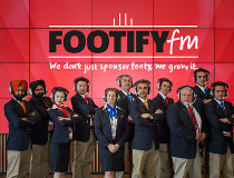 Uniting the nation through footy