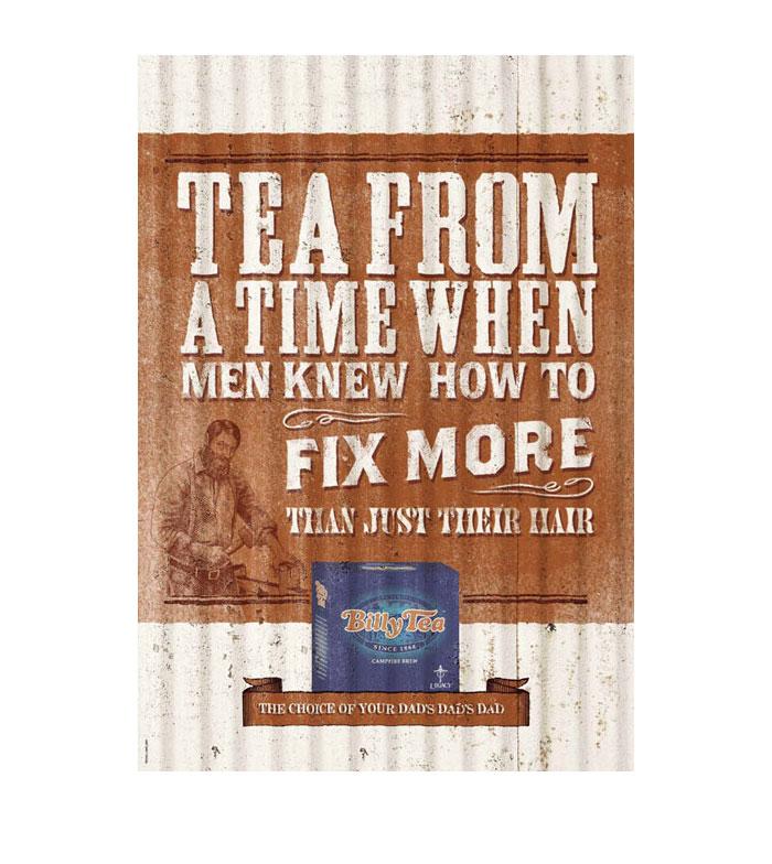 Billy Tea
